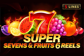 5 Super Sevens & Fruits: 6 reels Mobile