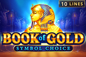Book of Gold: Symbol Choice Mobile