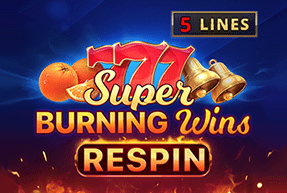 Super Burning Wins: Respin Mobile