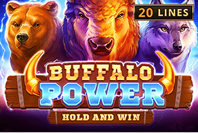 Buffalo Power: Hold and Win Mobile