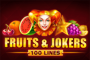Fruits and Jokers: 100 Lines Mobile