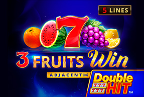 3 Fruits Win: Double Hit Mobile